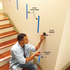 DIY: Install a New Stair Handrail