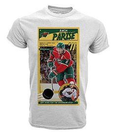 First Issue Youth Tee-Zach Parise