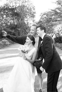 La pareja más suertuda de todas fue sorprendida por Tom Hanks en su boda