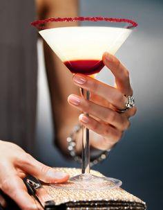 Rob Grimm. Valentine's Day Cocktail