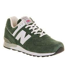 New Balance 576 Pine Green St - His trainers