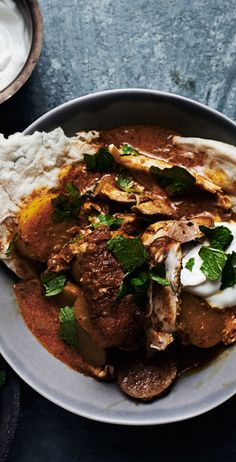 Pop this Indian Spiced Chicken With Tomato And Cream in your slow cooker in the morning, and it will be ready in time for dinner tonight.