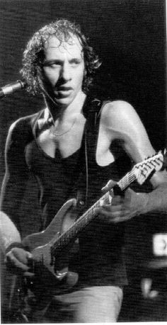 MARK KNOPFLER....8/12/1949--..... Dire Straits... . beautiful guitar rock, mellifluous melodies.