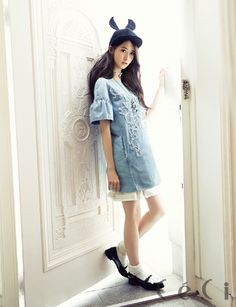 2014.03, CeCi, Girls' Generation, Yoona