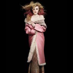 Singular Beauties by Karl Lagerfeld for Harper's Bazaar Sep 2013