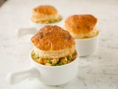 Get Deconstructed Chicken Pot Pie Recipe from Food Network