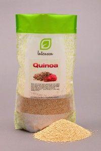 Poszukujesz zdrowej alternatywny dla ryżu, ziemniaków czy kaszy? Bądź szukasz produktu bezglutenowego w stosowanej diecie? Proponujemy quinoa, czyli komosę ryżową. O szerokich możliwościach do zastosowania w gastronomii, zarówno jak dodatek do dania lub jako element dania głównego. Quinoa bogata jest w nienasycone kwasy tłuszczowe czy błonnik. Pomaga w walce z miażdżycą, obniża poziom cholesterolu we krwi. Ponadto jest to produkt bezglutenowy. #gluten #komosa #quinoa