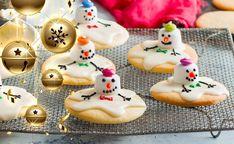 Melting Snowman Cookies | Nestlé Choose Wellness