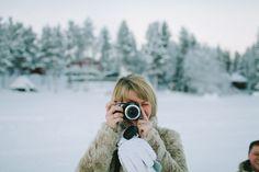 Wedding Photographer Finland | Levi, Lapland