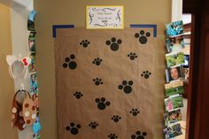 Puppy Dog & Kitty Cat Birthday Party ideas - DIY PHOTO BOOTH