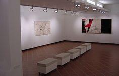 Contemporary art museum 'Stazione dell'Arte', dedicated to artwork of Maria Lai #Ogliastra #Sardinia #Italy