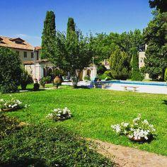 Summer in the Garden  #Garden #Fortuny #design #beauty