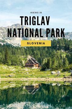 Hiking in the Julian Alps - Triglav National Park Hike Top Travel Destinations, Europe Travel Tips, European Travel, Travel Guides, Travelling Europe, Traveling, Road Trip Europe, Hiking Europe, Slovenia Travel