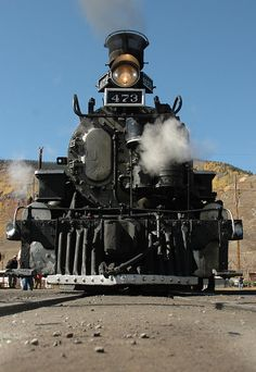 Steam Power Photograph by Jerry McElroy