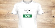 Made on Oak Street Men's Tee #bestsellingtee