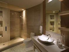 Modern fürdőszoba - fürdő / WC ötletek modern stílusban