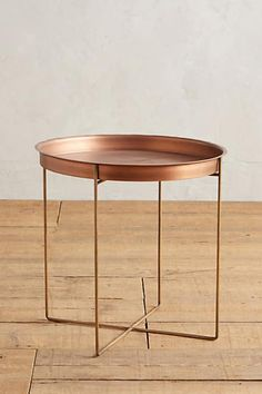 ONE SIZE, COPPER via Roomy Home