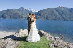 Uscita dal Castello sul Lago di Como