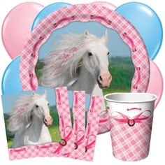 51 Best Horse Theme Party Decorations images | Horse party, Horse ...