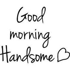 Morning B!