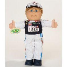 OMG... Dale Earnhardt Jr. Cabbage Patch Doll...