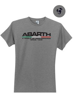 Fiat apparel and merchandise from the official store - FIAT Merchandise Fiat Abarth, My Style, Mens Tops, T Shirt, Clothes, Toys, Tall Clothing, Tee Shirt, Clothing Apparel