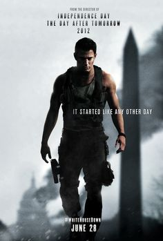 White House Down - Love this movie <3