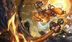 Wukong | League of Legends