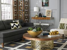 """Add to Your Art Collection """"Screens create the perfect finishing touch to a blah corner, plus a tall divider adds height to a room that may ..."""