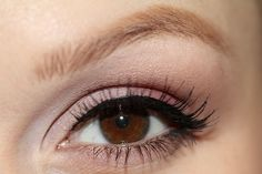 I love the way Celina lines her eyes - such a pretty Valentine's Day eye! Pinky pink pink!! Her site is amazing! ByCelina.com