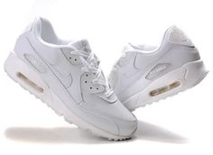 sports shoes f4693 72d15 Nike Air Max 90 Womens Mens Shoes Hyperfuse All White - Best Seller