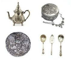 Uses of Silver in Electronics, Coins, Jewelry, Medicine