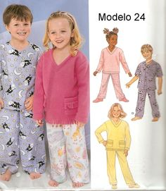 Handmade by Juliana Melo: Moulds children's clothing. Baby Girl Patterns, Kids Patterns, Sewing Patterns, Fashion Kids, Fashion Sewing, Little Girl Dresses, Girls Dresses, Costura Fashion, Kids Pjs