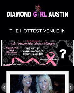 Diamond Girl Austin  The hottest entertainment venue in Austin, Tx. www.diamondgirlaustin.com