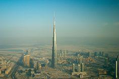 Burj Dubai | Burj Khalifa by CruisAir, via Flickr