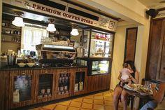 Sarona branch vintage counter #Interior_design #Coffee_interior_design #Cafe_interior_design #Restaurant_interior_design #interiordecor #architectureporn #designporn #interiorstyling #interior123 #Landwer #Landwer_cafe #vintage #Chic #interiordesignideas