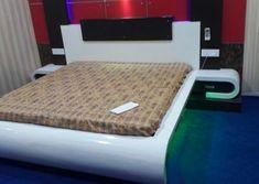 Bedroom design034 Wardrobe Design Bedroom, Bedroom Bed Design, Bedroom Furniture Design, Wood Bedroom, Bathroom Interior Design, Wood Furniture Legs, Bed Furniture, Double Bed Designs, Modern Tv Wall Units
