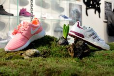 Spring at our SneakerGallery - STEFFL Department Store Vienna