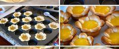 Receita de Flores de limão