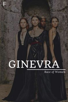 Ginevra meaning Race of Women Female Character Names, Female Names, Baby Girl Names Unique, Unique Names, Girl Names With Meaning, Greek Names And Meanings, Southern Baby Names, Name Inspiration, Pretty Names