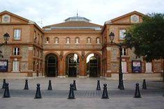 la magnifique Halle aux Grains,  Toulouse