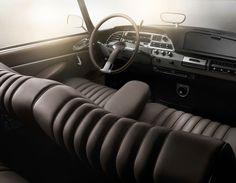 Citroen(シトロエン)の伝統を継いだレトロなデザインの「DS21 パラス」2015年版がジュネーブ国際モーターショーで披露された。