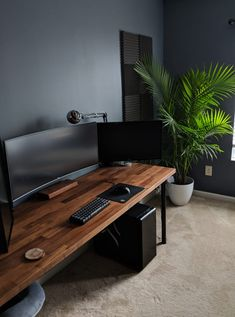 3 Perfect Workspaces For Your Inspiration | 2 | UltraLinx Corner Desk, Conference Room, Table, Furniture, Home Decor, Homemade Home Decor, Meeting Rooms, Tables, Home Furniture