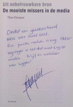 Theo Dersjant, docent bij Fontys Hogeschool Journalistiek