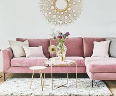 Wandspiegel Agnes | Westwing Ideas Para Organizar, Playroom, Ideal Home, Love Seat, Sweet Home, Pink, Couch, Inspiration, Living Room