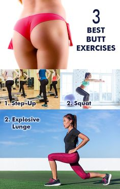 The glutes are the body's largest and most powerful muscle group. They contract to move your hips in every direction, powering you up, down, forward, backward and sideways. And since they're huge, working them can increase your metabolic rate. It's time to wake up your glutes before people start wondering how your pants stay up. …