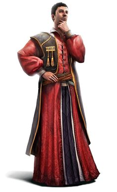 Suleiman | Assassin's Creed: Revelations