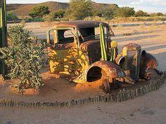 Car Wreck by MagicOlf, via Flickr