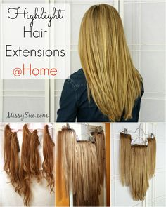 How to apply clip in hair extensions to thin hair tips for thin how to highlight hair extensions pmusecretfo Gallery