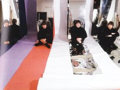 October 1965. The Beatles photographed by Bill Francis.